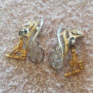 Montana Silver Barrel Racer Earrings